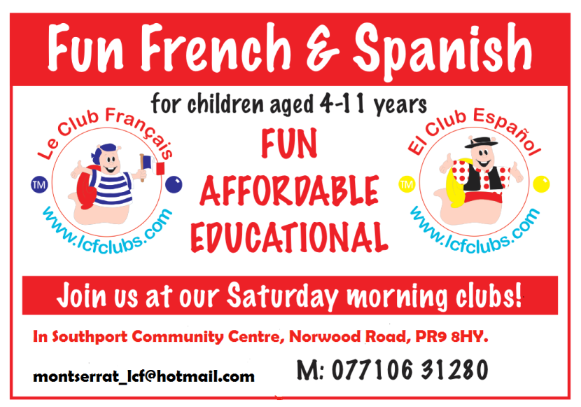 french-spanish-club-flyer