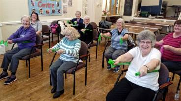 Chair Exercise Group (2)
